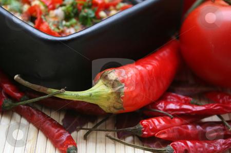 Vegetables stock photo, Fresh vegetables by Yvonne Bogdanski