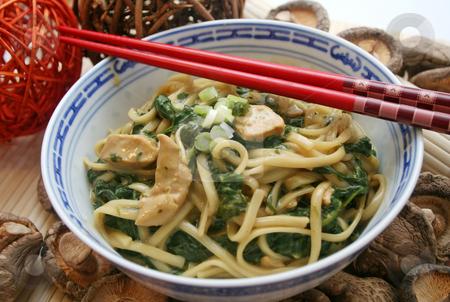 Japanese food stock photo, Japanese food by Yvonne Bogdanski