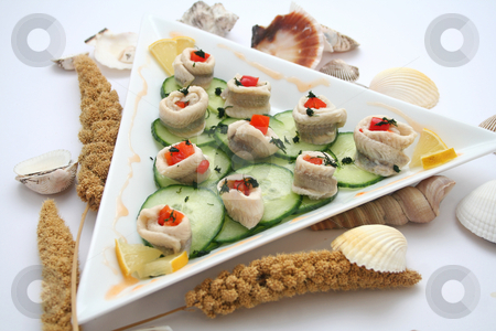 Fresh fish stock photo, Fresh fish by Yvonne Bogdanski