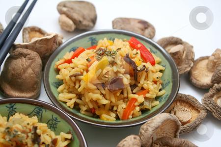 Asian rice stock photo, Asian rice by Yvonne Bogdanski