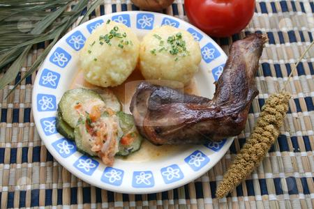 Fresh meal stock photo, Fresh meal by Yvonne Bogdanski