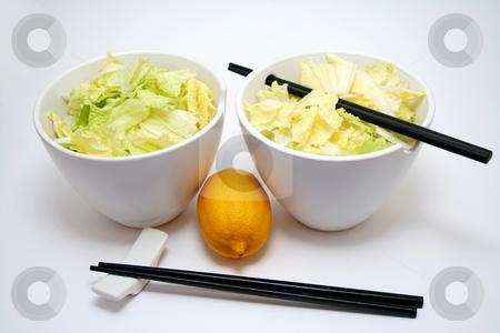 Chinese cabbage stock photo, Chinese cabbage by Yvonne Bogdanski