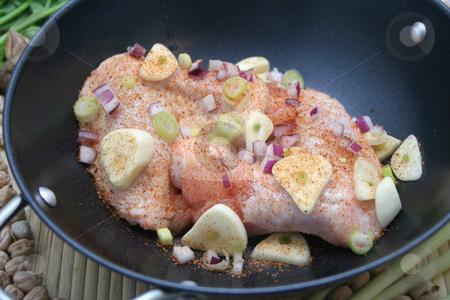 Fresh chicken stock photo, Fresh chicken by Yvonne Bogdanski