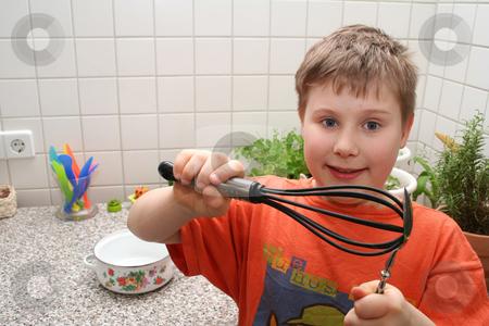 Young boy stock photo,  by Yvonne Bogdanski