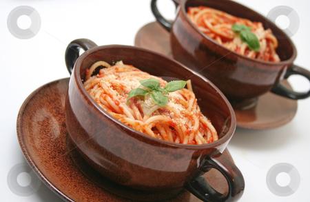 Italian pasta stock photo,  by Yvonne Bogdanski