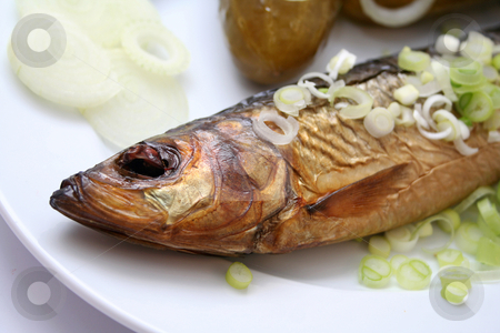 A fish stock photo,  by Yvonne Bogdanski