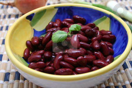 Fresh beans stock photo, Fresh beans by Yvonne Bogdanski