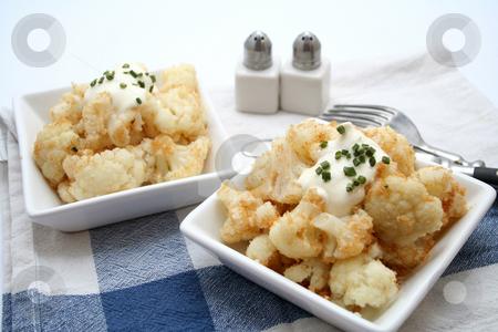 Cauliflower stock photo,  by Yvonne Bogdanski