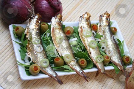 Fresh fish stock photo,  by Yvonne Bogdanski