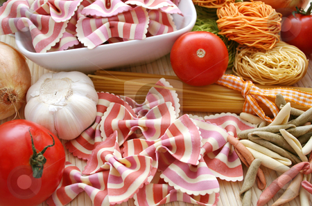 Italian food stock photo,  by Yvonne Bogdanski