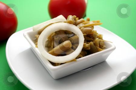 Salad of Beans stock photo,  by Yvonne Bogdanski