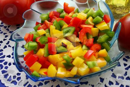 Paprika stock photo,  by Yvonne Bogdanski