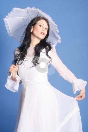 Young bride stock photo,  by Yvonne Bogdanski