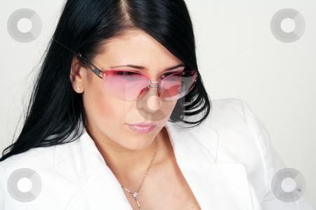 Cool woman stock photo, Studio by Yvonne Bogdanski