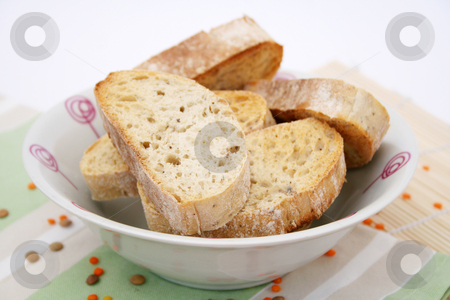 Ciabatta stock photo,  by Yvonne Bogdanski