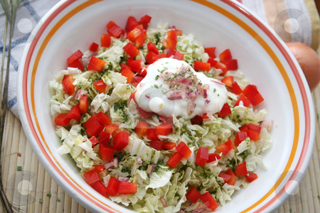 Salad stock photo,  by Yvonne Bogdanski