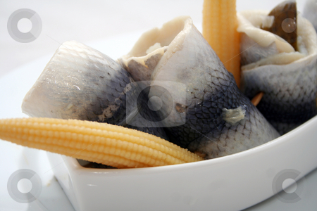Fresh fish stock photo,  by Yvonne Bogdanski