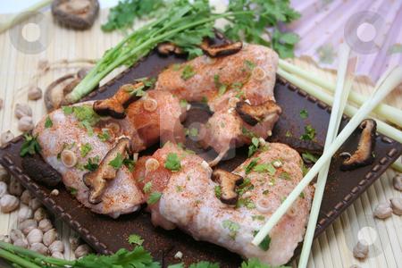 Fresh chicken stock photo,  by Yvonne Bogdanski
