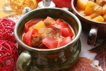 Fresh stew stock photo,  by Yvonne Bogdanski