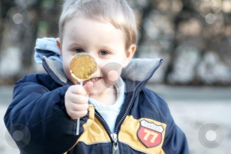 Little boy stock photo,  by Yvonne Bogdanski