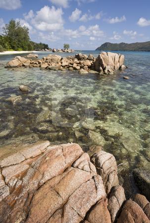 Praslin stock photo, Praslin, Republic of Seychelles, Indian Ocean by mdphot