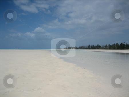 Beach stock photo, Beach dream holiday photos, relaxed setting by Fabrice Teboul