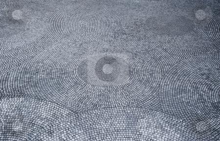 Pattern stock photo, Circular tile pattern by Jaime Pharr