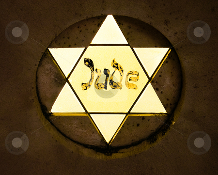Star of David stock photo, Star of David  by Jaime Pharr