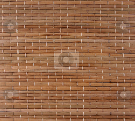 Bamboo  10 stock photo, Bamboo texture background bound together in a pattern by Stacy Barnett