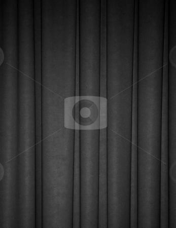 Black and white draped background stock photo, Black and white draped background backdrop by Stacy Barnett