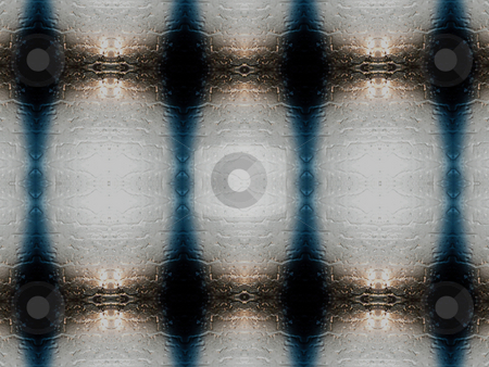 Cool Blue Fusion - Background Pattern stock photo, Cool Blue Fusion - Background Pattern by Dazz Lee Photography