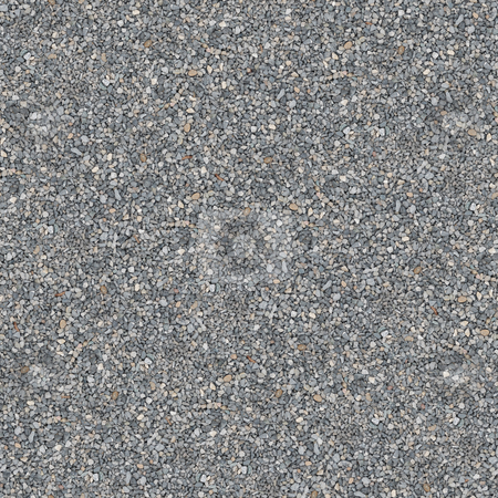 Gray Gravel Seamless Pattern stock photo, Gray Gravel Seamless Pattern - this image can be composed like tiles endlessly without visible lines between parts. by Denis Radovanovic