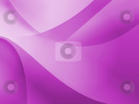 Purple Wallpaper stock photo, Purple background illustration of flows for wallpaper. by Henrik Lehnerer