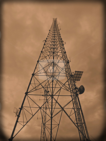 The Tower stock photo, Taken In The Black Hills Of  South Dakota Near Terry Peak! by Brian Meyer
