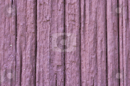 Background stock photo, Wooden painted wall that can be used for background by Dennis Crumrin