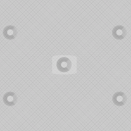 Simple grey texture stock photo, Seamless texture of thin diagonal checks on white by Wino Evertz