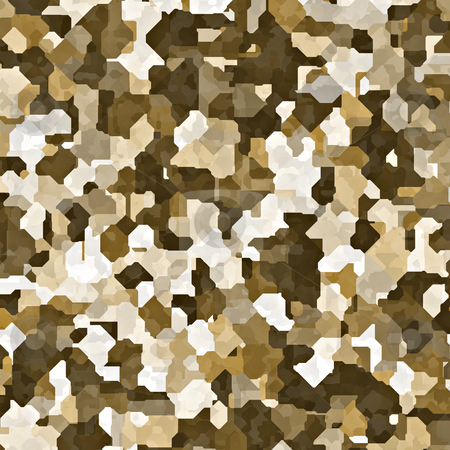 Camouflage stock photo, A camouflague pattern that will tile seamlessly by Norma Cornes