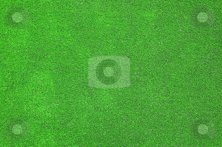 Green artificial grass plat stock photo, A green artificial grass for sports fields, covering, gardens. Plastic or grass background texture by Roberto Marinello