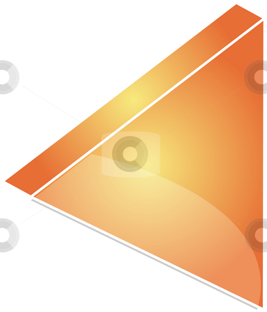 Rewind audio icon stock photo, Rewind Audio icon illustration, triangle with line by Kheng Guan Toh