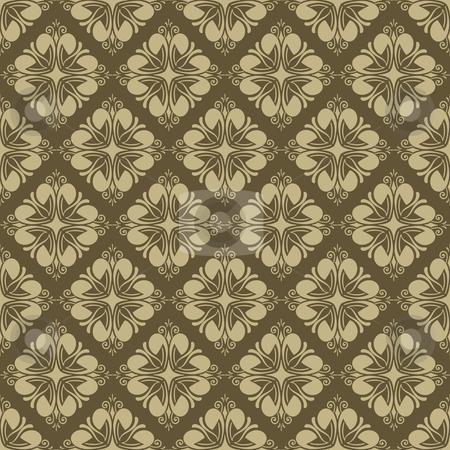 Pattern ornamental stock vector clipart,  by Aurelio Scetta