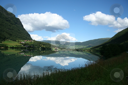 Lake stock photo,  by Stelian Ion