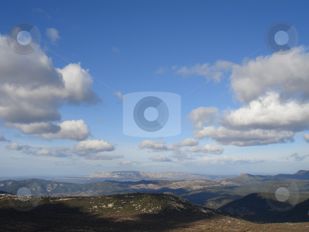 Beautifull sky stock photo, Beautifull clouds over the blue sky - france - europe by Stelian Ion