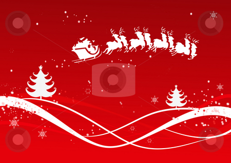 Christmas stock photo, Christmas clipart - computer generated illustration by Stelian Ion