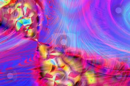 Creation stock photo, Abstract pattern of creation by Ira J Lyles Jr