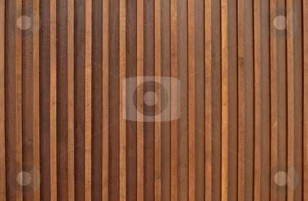 Wood Wall stock photo,  by W. Paul Thomas