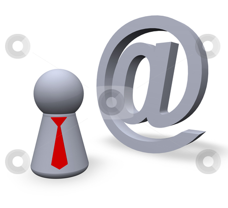 Email stock photo,