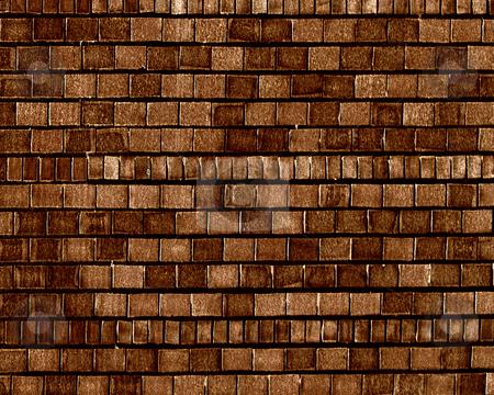 Brick Wall stock photo,  by W. Paul Thomas