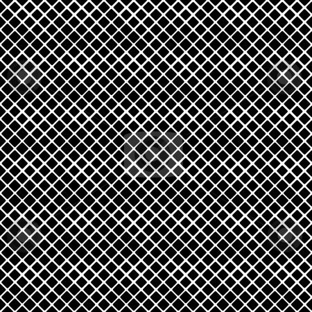 Grunge net work stock photo, Seamless texture of white gaze lines on black background by Wino Evertz