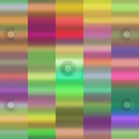 Vertical lines cloth stock photo, Texture of multicolored shaded lines with structure by Wino Evertz