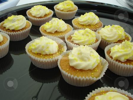 Lemon Cakes stock photo,  by Jack Richardson